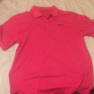Nike Dri fit good polo